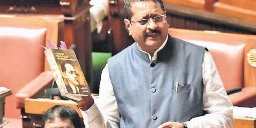 BJP MLA Basanagouda Patil Yatnal | express
