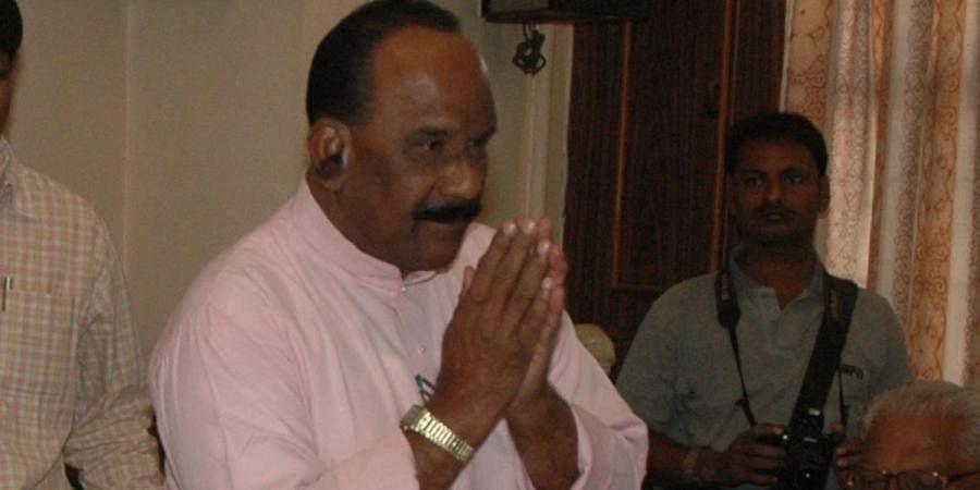 Former Telangana minister Nayini Narsimha Reddy