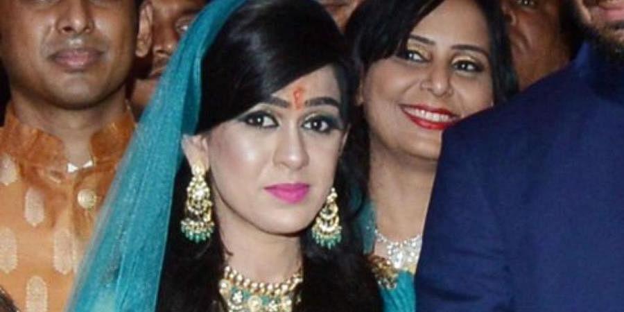 Rjd Chief Lalu Prasad Yadav S Estranged Daughter In Law Seeks Votes For Jdu Candidate The New Indian Express