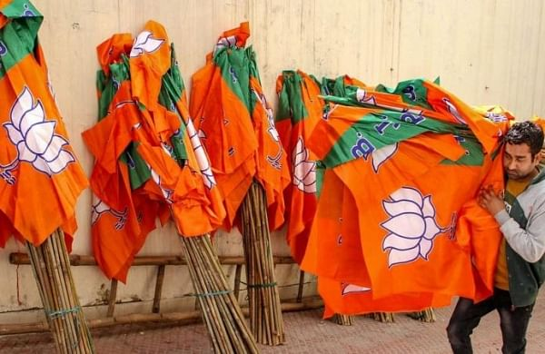 Samajwadi Party nominee for MP bypoll joins BJP