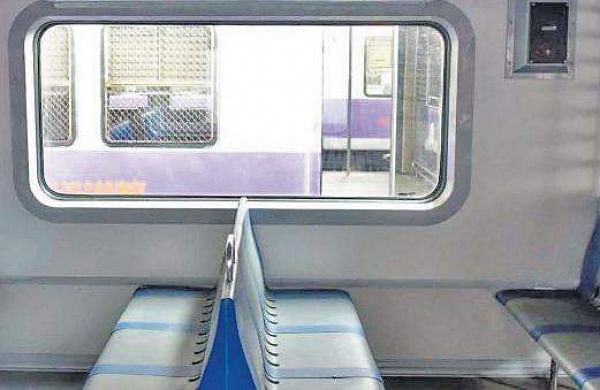 Mumbai: Fire in power coach of parked AC local, none hurt