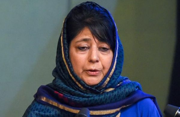 BJP has demolished India's Constitution, wants to replace it with own manifesto: Mehbooba Mufti