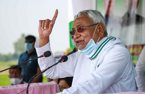 Nitish welcomes Modi to Bihar, thanks him for assistance during COVID-19 phase