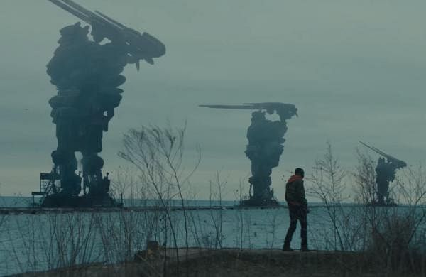 CAPTIVE STATE: Set in a Chicago neighborhood nearly a decade after an occupation by an extraterrestrial force, 'Captive State' explores the lives on both sides of the conflict -- the collaborators and the dissidents. Starring John Goodman and Ashton Sanders, the film will stream on Amazon Prime Video from October 21.