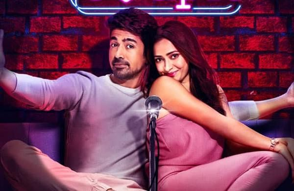 COMEDY COUPLE: The film stars Saqib Saleem and Shweta Basu Prasad. Directed by Nachiket Samant, the com-rom is based in Gurgaon and set against the backdrop of the burgeoning stand-up comedy scene in the city. It will start streaming on October 21 on Zee5.