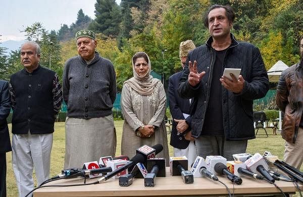 We are anti-BJP, not anti-national: Peoples' Alliance for Gupkar Declaration chief Farooq Abdullah