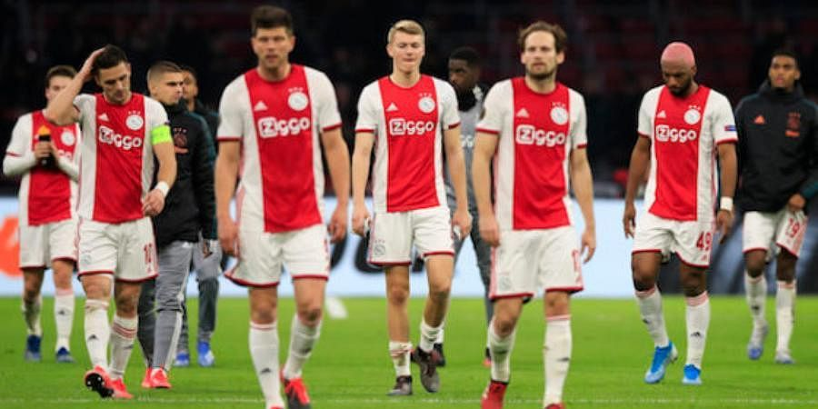 No team will be declared champions after Ajax and AZ Alkmaar were left level on points at the top of the table with nine games still to play.