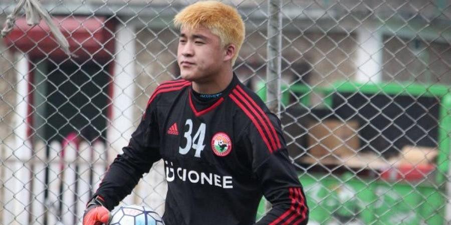 Mumbai City FC's new goalkeeper Phurba Lachenpa