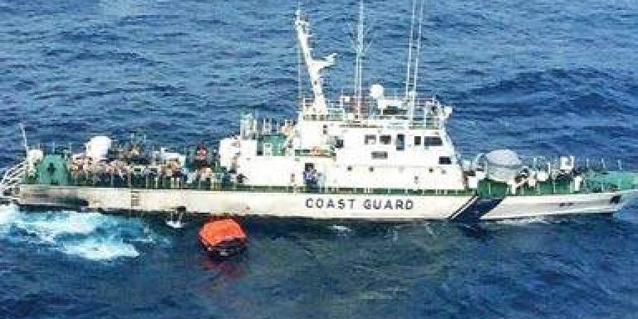 Indian coast guard
