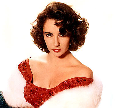 Elizabeth Taylor famously played Cleopatra in the 1963 film of the same name. The film won four Oscars, including Best Picture. (Photo | Wikimedia Commons).