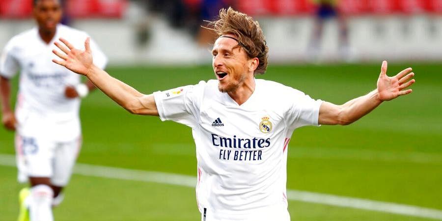 Luka Modric | AP