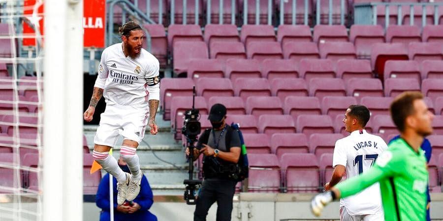 Sergio Ramos| AP