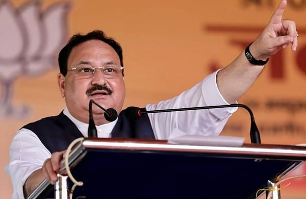 RJD's predisposition towards anarchy drove Nitish away: JP Nadda