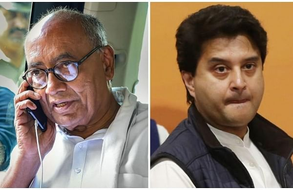 Congress gave enough respect, opportunities to Jyotiraditya Scindia, his father Madhavrao: Digvijaya