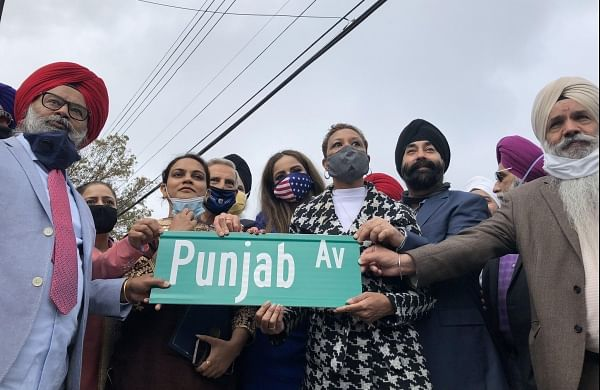 New York honors Punjabi community, co-names street as Punjab Avenue- The New Indian Express