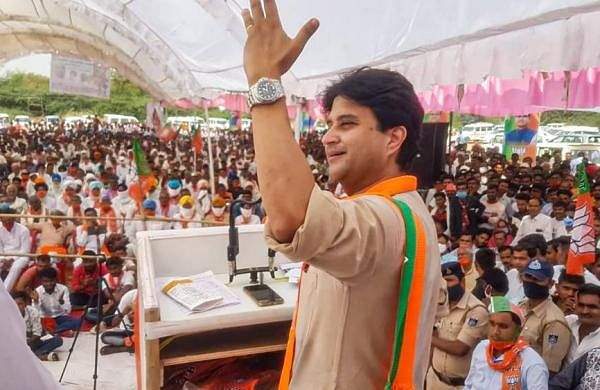MP bypolls: Jyotiraditya Scindia meets Sachin Pilot, says he's welcome in state
