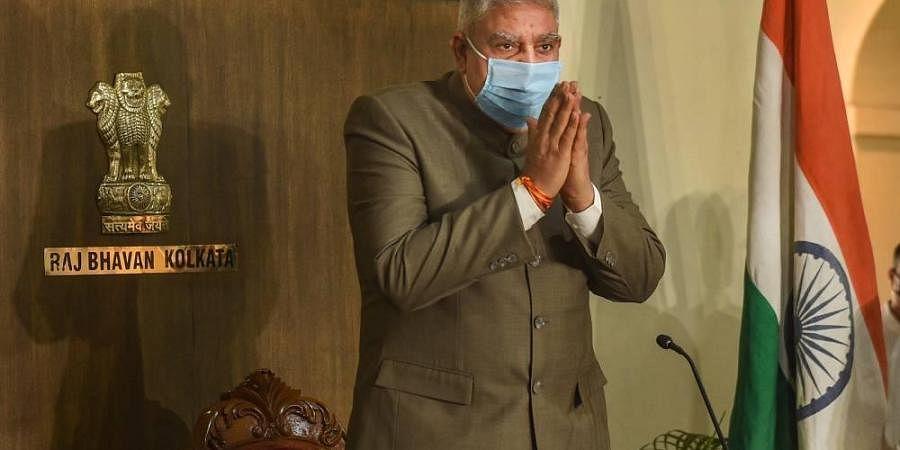West bengal governor Jagdeep Dhankar, Jagdeep Dhankar
