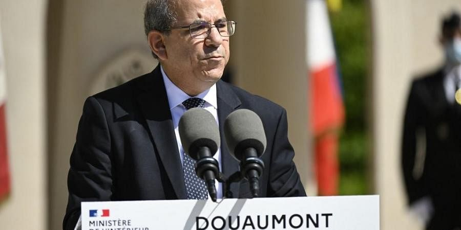 Mohammed Moussaoui, President of the French Council of the Muslim Faith. (Photo| AFP)