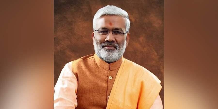 Swatantra Dev Singh, Uttar Pradesh BJP president