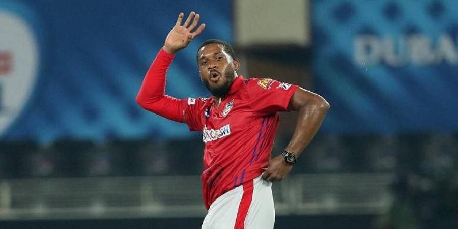 Kings XI Punjab all-rounder Chris Jordan