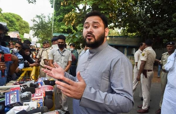 Tejashwi Yadav poses 11 questions to PM Modi ahead of latter's visit to poll-bound Bihar