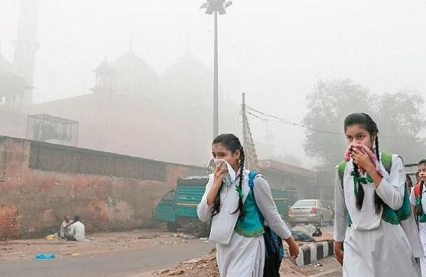 Study estimates exposure to air pollution increases COVID-19 deaths by 15 per centglobally- The New Indian Express