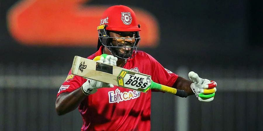 Chris Gayle-Mandeep Singh duo takes KXIP to top four in IPL- The New Indian Express