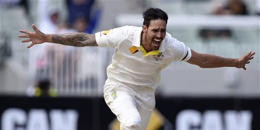 Former Australia fast bowler Mitchell Johnson. | AP File Photo