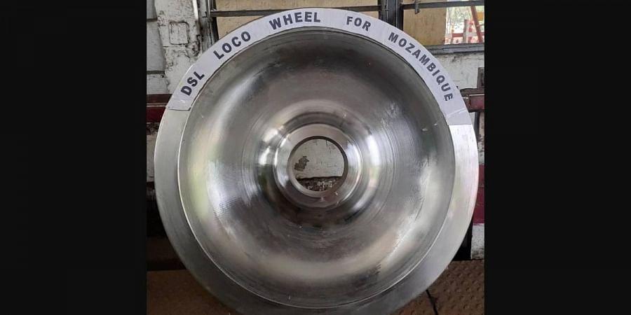 Loco wheel