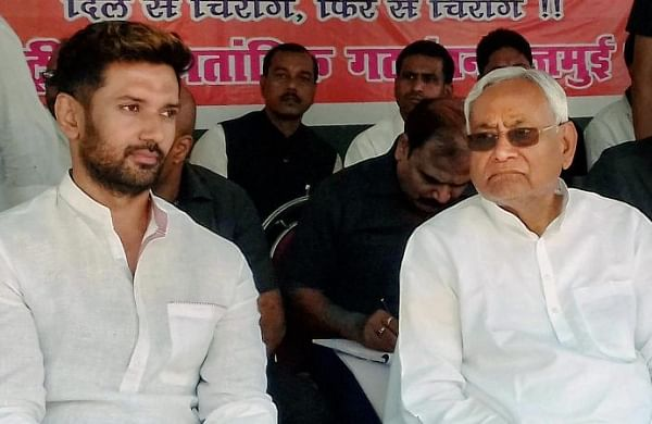 Nitish will ditch BJP to join RJD after poll results: Chirag Paswan attacks Bihar CM again