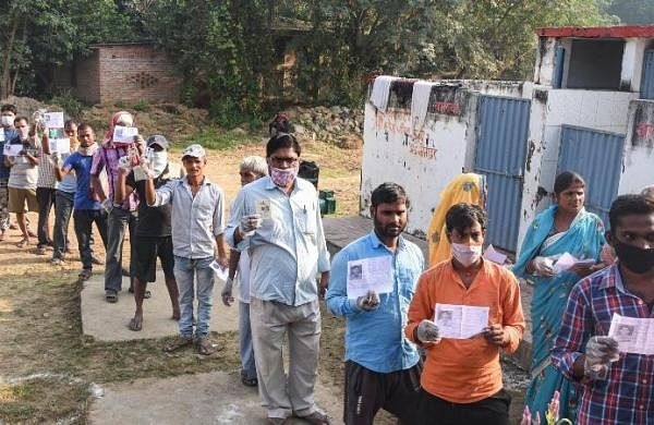 Bihar elections 2020: Polling agent dies of cardiac arrest, man collapses while waiting to vote in Patna