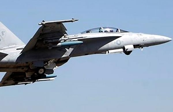2+2 talks: US offers F-18 fighters to India for carrier-based operations