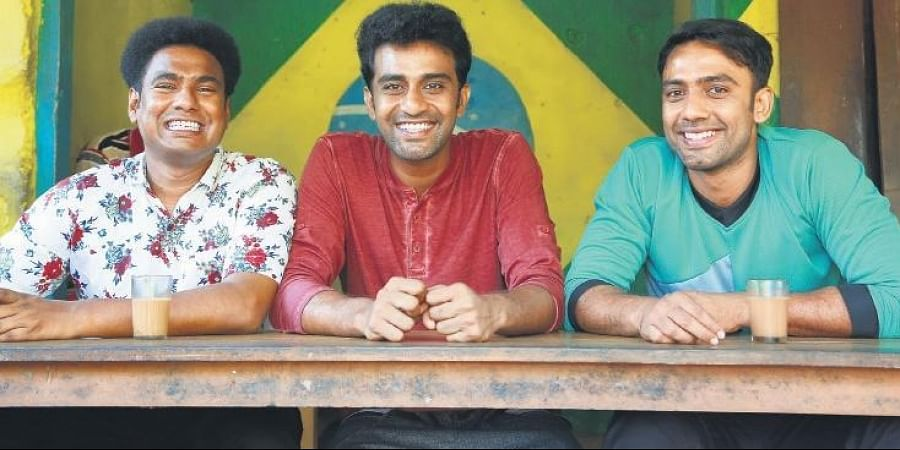Debutants Joseph and P Krishna directed the film from their story and a screenplay by Devadas. The latter previously wrote the Kunchacko Boban-starrer Law Point.