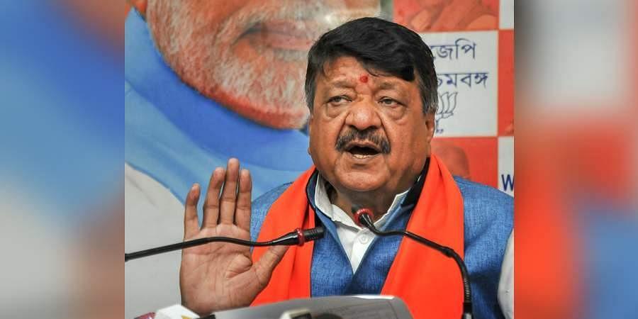 BJP, Kailash Vijayvargiya, TMC