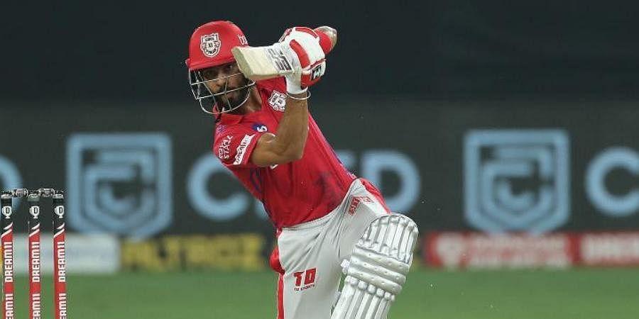 KXIP batsman Mandeep Singh