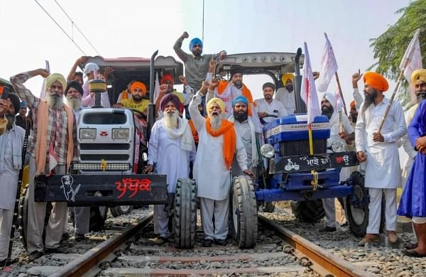 Train services not resumed in Punjab due to farmers' protests: Railways