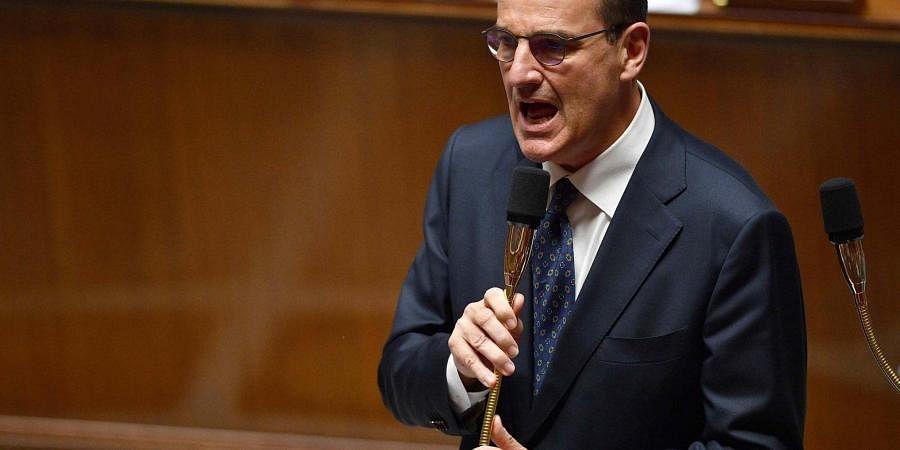 French PM Jean Castex