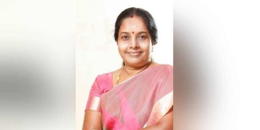 Tamil Nadu BJP vice president Vanathi Srinivasan