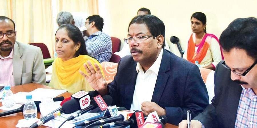 BBMP Commissioner N Manjunatha Prasad