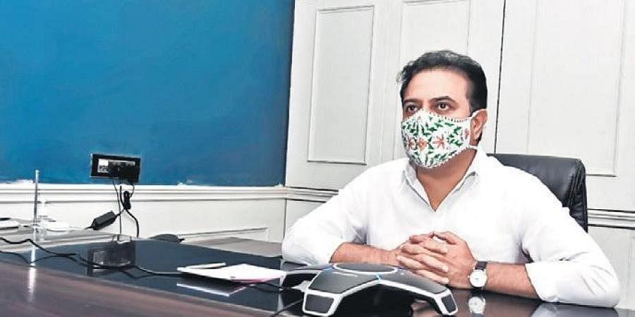 Telangana Minister KT Rama Rao