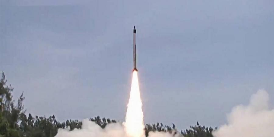 India set to launch Shaurya missile today- The New Indian Express