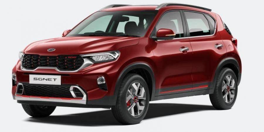Kia Motors India is the company's first compact SUV, Sonet