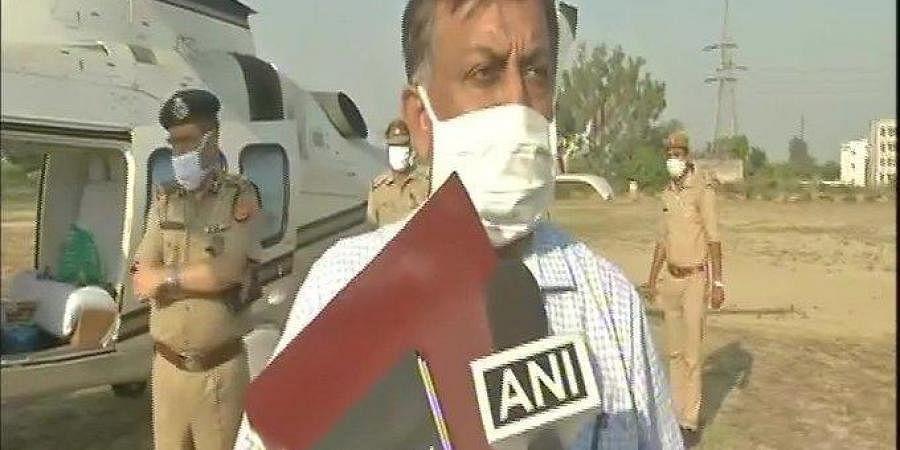Uttar Pradesh Additional Chief Secretary, Home, Awanish Awasthi. (Photo  ANI)