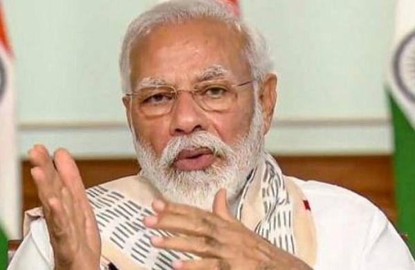 PM Modi arrives on two-day Gujarat visit, meetsKeshubhai Patel's family