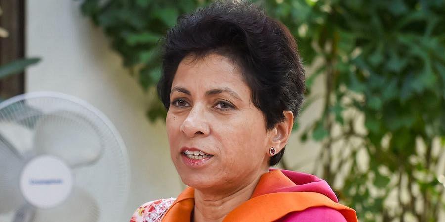 Haryana Congress chief Kumari Selja