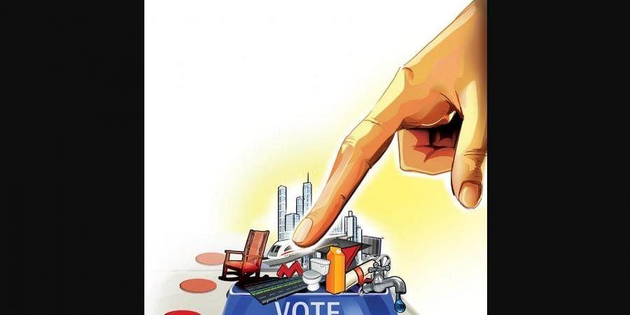Civic body polls, Polls, election, voting