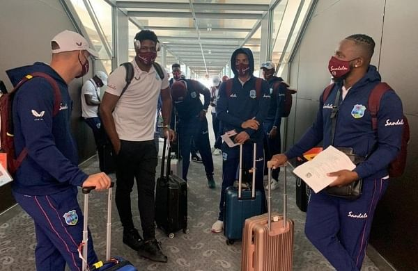 West Indies begin two-week quarantine in New Zealand ahead of T20I, Test series