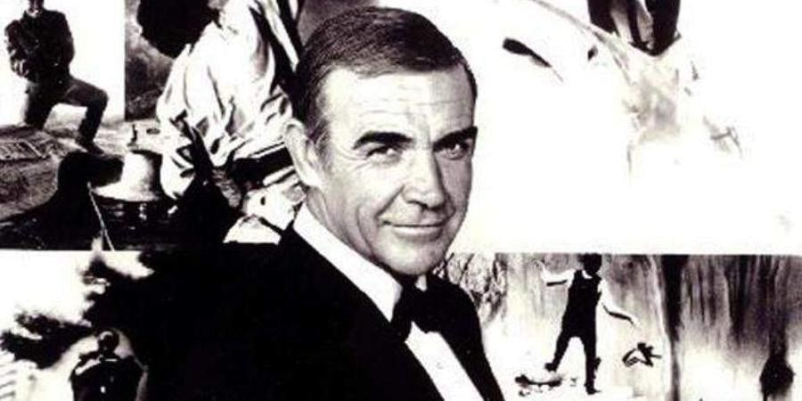 Sean Connery played '007' in the first five James Bond films.