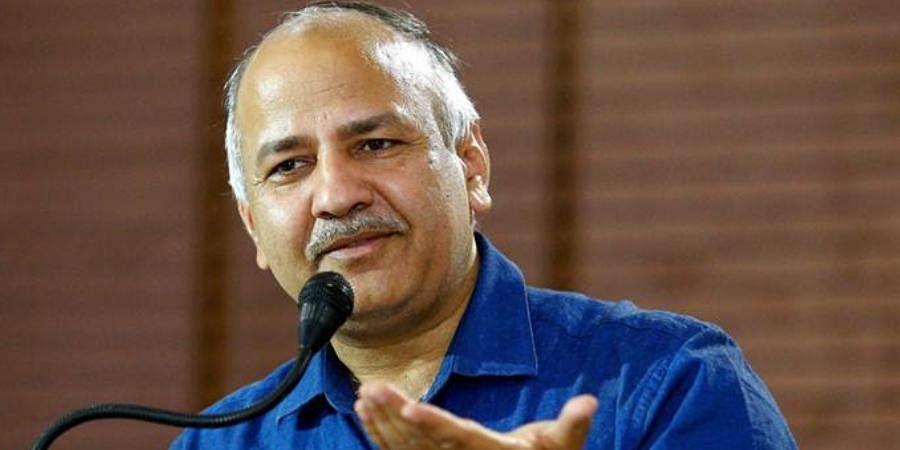 Delhi DeputyCMManish Sisodia