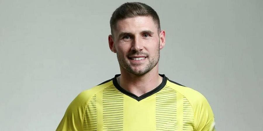 Kerala Blasters FC forward Gary Hooper
